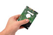hard disk in hand