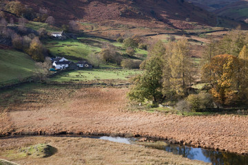 Little Langdale, Lake District, Cumbria