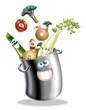 minestrone di verdure 2