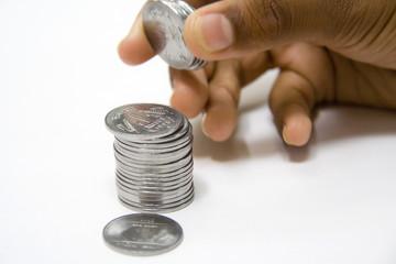 Savings Bit by Bit