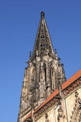 Die Lambertikirche von Münster