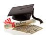 Doktorhut und Dollar. Bildungskosten