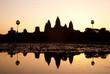 Angkor Wat, Siem reap, Cambodia.