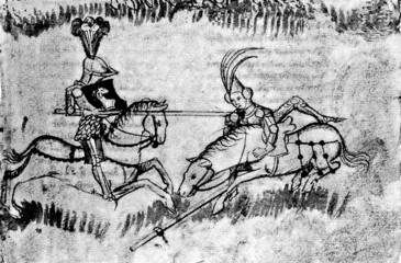 Joust medieval 15th - 103