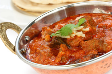 mutton rogan josh, mutton curry, indian cuisine