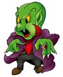 Vampire - cartoon character
