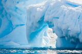 Fototapety Antarctic Glacier
