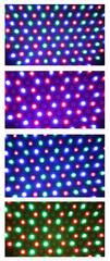 Led light collage