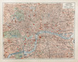 Vintage map of London - 36509865