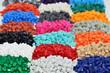 farbiges Polymer