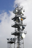 Tower antennas