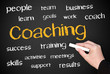 Coaching - Business Concept