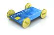 credit card concept