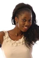 jeune femme souriante 3