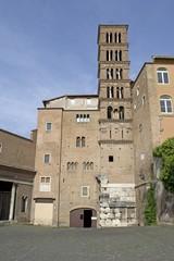 Campanile della Basilica dei Santi Giovanni e Paolo al Celio