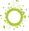 Vorlage -  Hintergrund - Bio - Ökologie