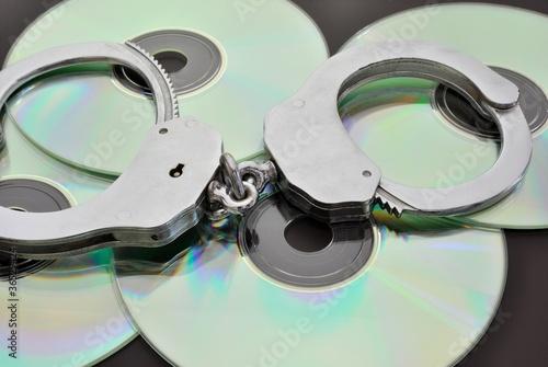 CD-ROM /DVD con manette