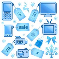 web sale elements