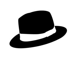 Hat clipart, icono sombrero.