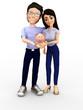 3D Home finances