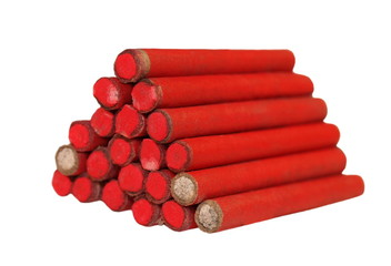 red small firecrackers