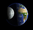 Fototapeten,welt,mond,planet,astronomie