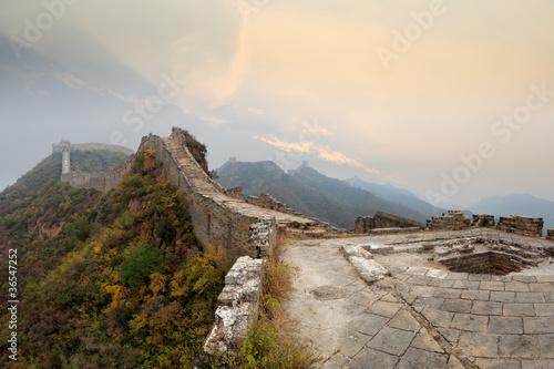 great wall of china © chungking