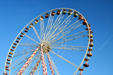 Riesenrad, Riesenradgondeln,