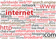 INTERNET Tag Cloud (http www web buttons icons symbols keywords)