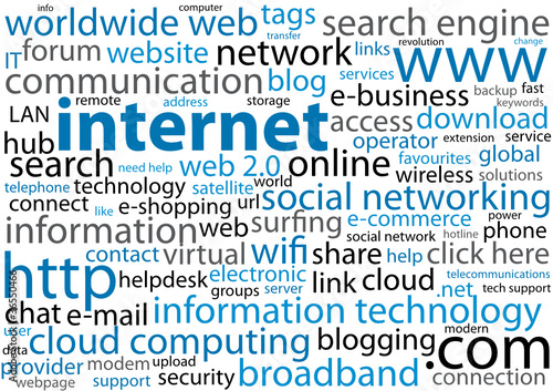 INTERNET Tag Cloud (http www connection web button symbol icon)