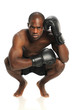 African American Fighter