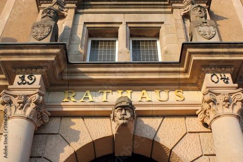 Eberswalde Rathaus