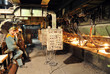 Arbeiter im stahl- und Walzwerk // steelworks