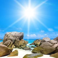 Indian Ocean Peaceful Getaway