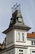 Interessante Dachkrönung in Celle