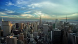 New York City Timelapse (day to night)