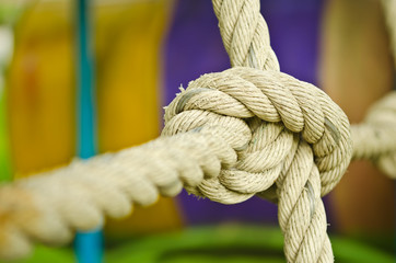 the rope knot