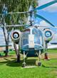 Leinwandbild Motiv Kamov Ka-26 helicopter