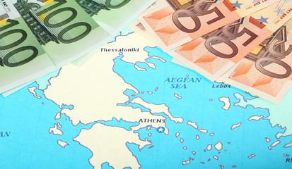 Europe helps Greece