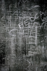 chalk name tags