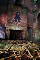 scary ruin