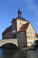 Altes Rathaus in Bamberg 2