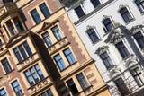 Vienna architecture - unique view