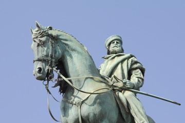 Statua di Garibaldi, Milano