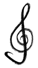 clef sketch