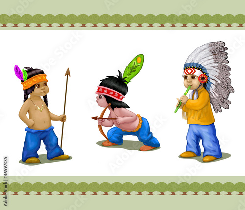 Three Indian