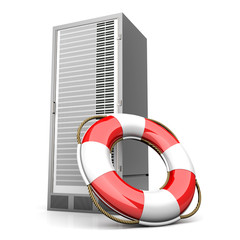 Rettungsring für Server