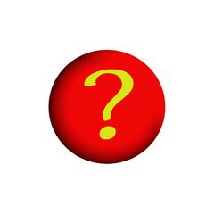 Button Fragezeichen