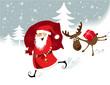Santa Claus' mission