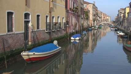Cannaregio, Venedig, Italien